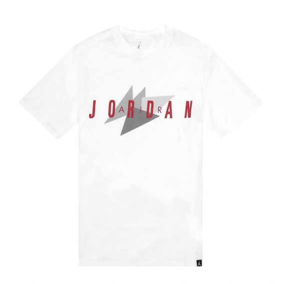 info for c8b01 abb5a T-Shirt Nike Jordan Uomo – Sportwear Brand – Bianco – 908007-100
