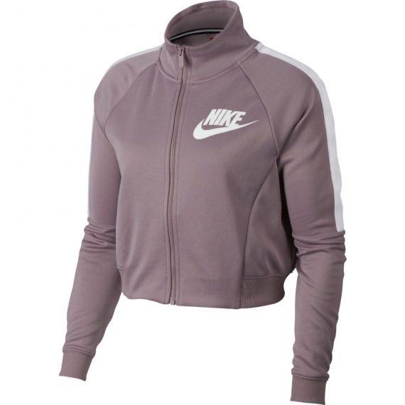 7f69e6a9f1 Giacca Nike Sportwear N98 Donna - Bianco - 912879-694 ...