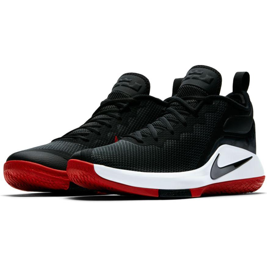 the latest fd283 d5d72 Scarpe Nike Lebron Witness II - Nero - 942518-006 - SportivoGiarre.it