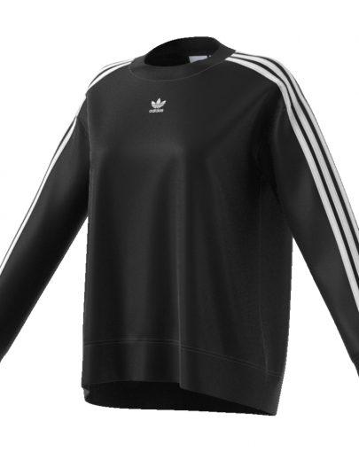 Felpa Adidas Original Donna – Crew Sweater – Nero – CE2431 51f4c7df438d