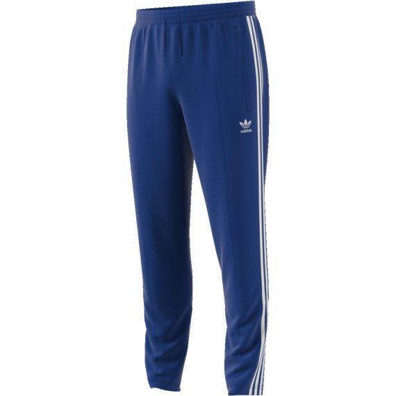 8e8bbb975303 Pantaloni Tuta Adidas Original Uomo – SST TP – Azzurro Bianco – CW1271