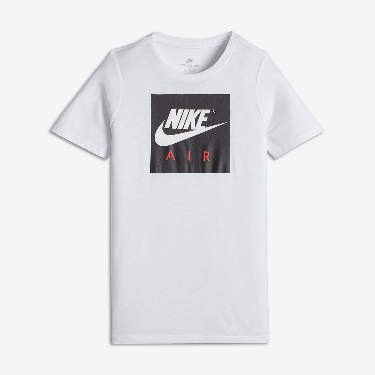 nike shirt bambino
