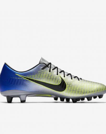 scarpe calcio nike mercurial argento victory neymar 7e38728b4413