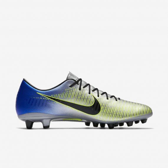 scarpe di ronaldo argento