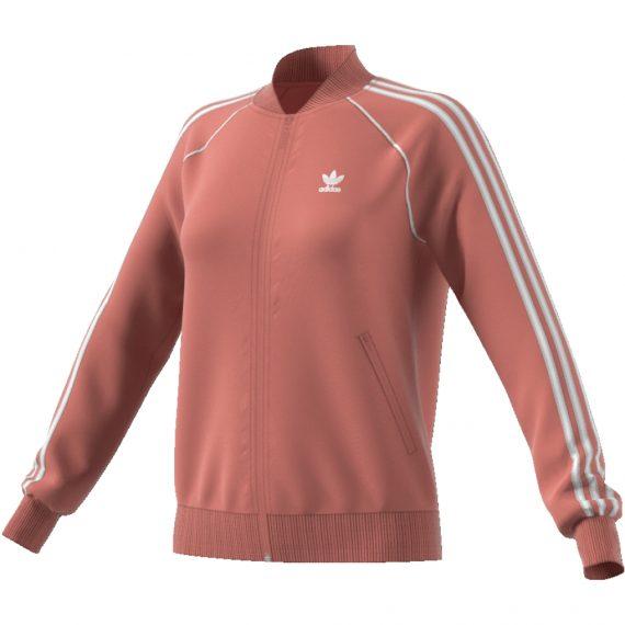 Felpa Adidas Original Donna - Rosa - Cerniera - CE2398 ... 096c8f974c1a