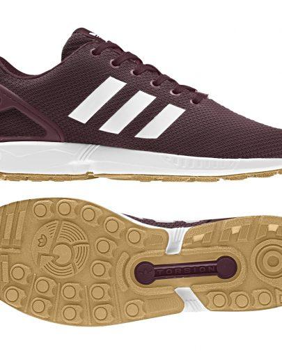 Scarpe Adidas Original Uomo – Zx Flux – Vinaccia – CQ2831 eea8dc77c441