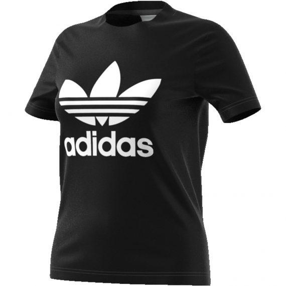 adidas t-shirt donna nero