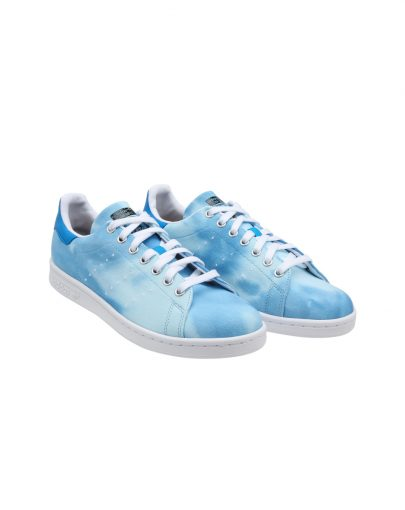 premium selection b59f9 fb639 Scarpe Adidas Uomo – Pharrell Williams Hu Holi Stan Smith – Celeste – AC7045