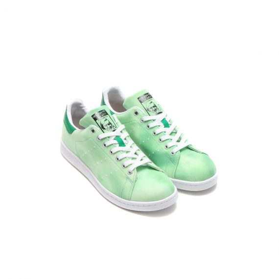 sneakers for cheap 3ff86 84ad9 Scarpe Adidas Uomo - Pharrell Williams Hu Holi Stan Smith - Verde Prato -  AC7043 - SportivoGiarre.it