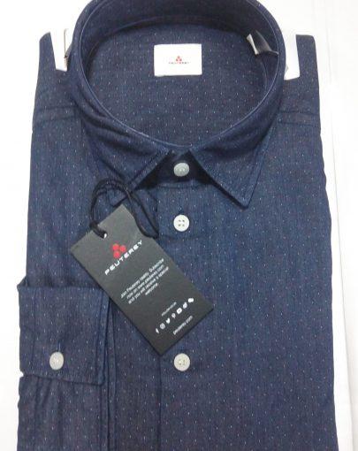 premium selection b032d 62f9d Camicia Peuterey Uomo - Popeline Basic - Bianco - PEU2768 ...