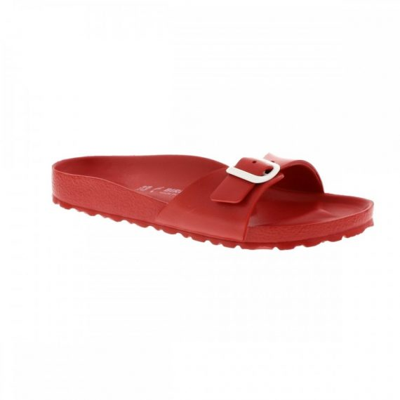 birkenstock madrid eva rosso